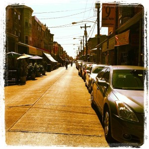 South 9th Philly