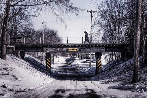 snow-bridge