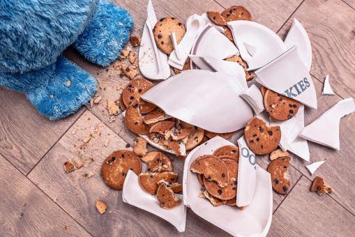 Broken Cookie Jar